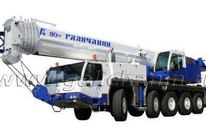 КС-99713 Вседорожный кран (8х6х8)