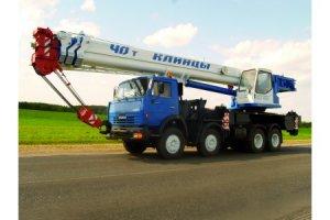 КС-65719-1К «Клинцы» на базе шасси КамАЗ-6540 (8х4)